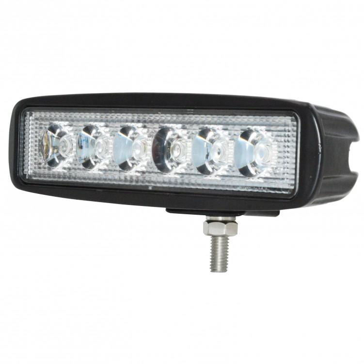 LED 60 Degree Work Light 3W*6pcs