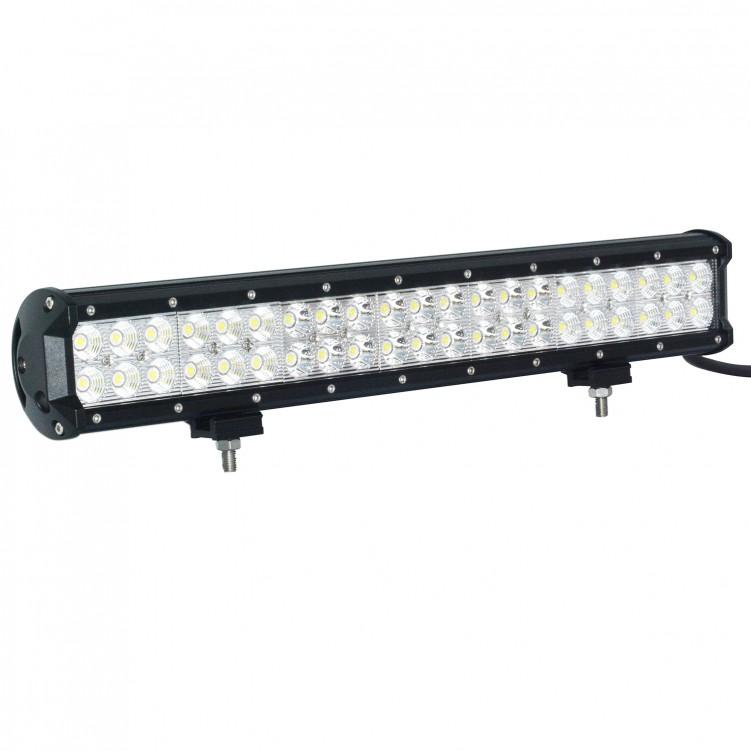 LED Work Light Bar 42PCS*3W