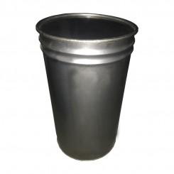 53 Gallon Stainless Steel Drum