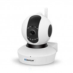 Infrared Control Function Viewframe Mode IP Camera D23
