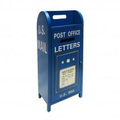 Wooden Mailbox CD Rack