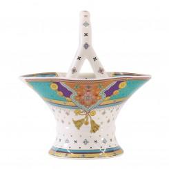 Persian Style Fruit Basket
