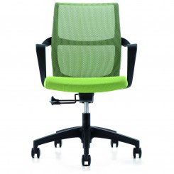 Office Chair, Black Mesh CH-145B