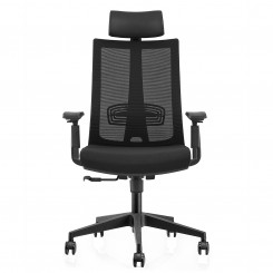 Office Chair, Black Mesh CH-203A-LP
