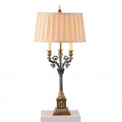 Calvin Patik Table Lamp, High quality, Copper, CT1130-3VBN-BBZ