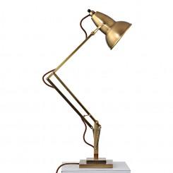Calvin Patik Table Lamp, High quality, Copper, CT1179-1VBN