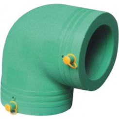 PP-R WaterE/F 90 Elbow Green