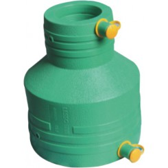 PP-R Water E/F Reducer