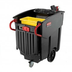 Mobile Recycling Bin with Wheels