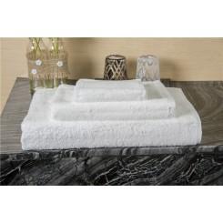 Super Absorbent Shower Towel for Hotel White