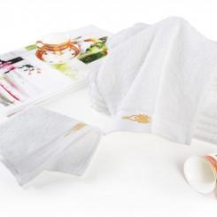 100% Cotton Hotel Face Towel