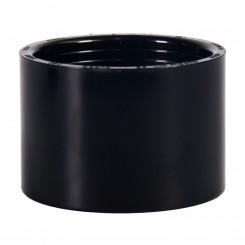 ASTM ABS DWV Repair Coupling Black