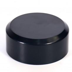 ASTM ABS DWV Slip Plug Black