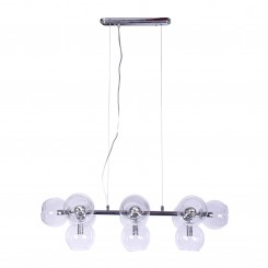 Special Chrome & Clear Glass Celling Light