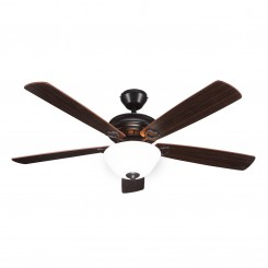 2mm RC Ceiling Fan With Light, ORB Finish