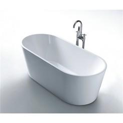 Luckyjet LU7003A Integral Bathtub Docking Bathtub