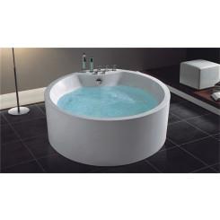 Luckyjet LU7031 Integral Bathtub Docking Bathtub