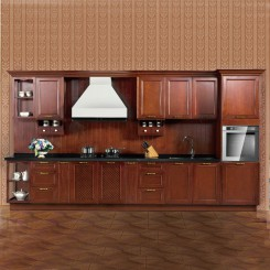 LESSO Wood Sound, Classical RTA Kitchen Cabinet