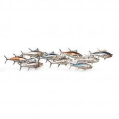 Homeydecor Metal Wall Decor Fish ZL65364