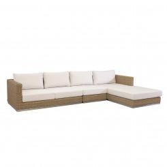 LESSO HOME Rattan Right Chaise Conner Sofa