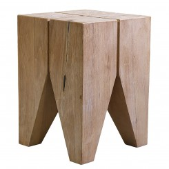 LESSO HOME Teak Square Coffee Table