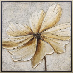 Pure Flower Cloth Painting