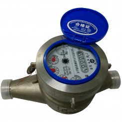 All Stainless Steel Wet Water Meters (GB)