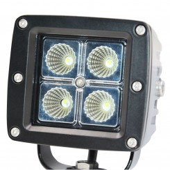 LED 10 Degree Work Light 4PCS*5W