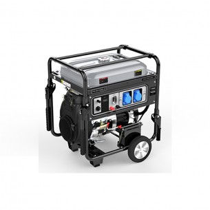 Two Cylinders Gasoline Generator, Max Power 12KW, Rated Power 11KW