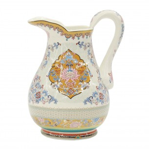 Shangri-la Style Ceramic Decorative Water Pot