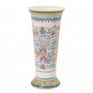 Shangri-la Style Ceramic Flower Vase