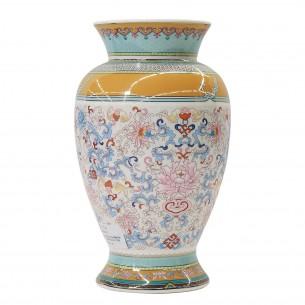 Shangri-la Style Vase