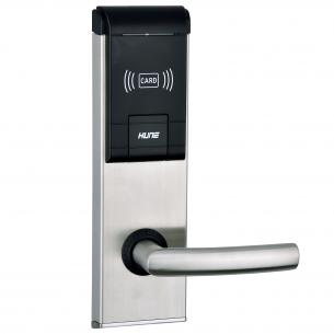 Silver RF Card Door Lock