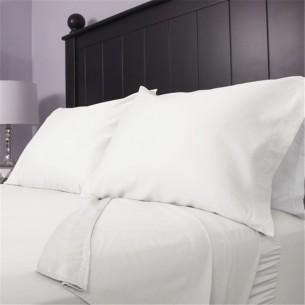 Hotel King Size Hotel Flat Sheet Bed Sheet (SL)