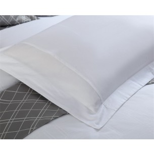 Hotel 300TC Cotton Pillow Cases (Jumbo Size) CAN011