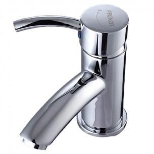 Chromed Copper Basin/Bathtub Mixer Faucet
