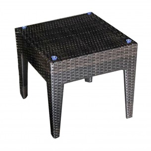 LESSO HOME PE Rattan Square Coffee Table FBL05