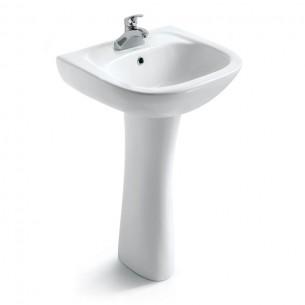 FAENZA FP3601 Ceramic Pedestal Basin
