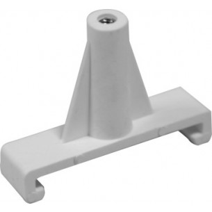 105×50mm Flat Fixed Foot,PVC Multifunctional Trunking