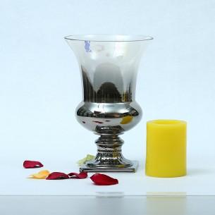 Elegant Glass Table Vase/Candle Holder