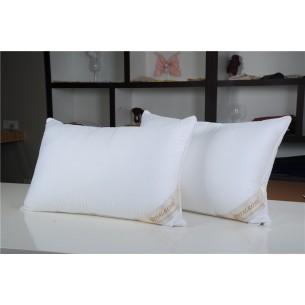 High Quality Soft Goose Down pillow inner White