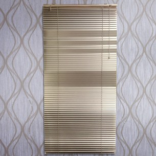 Modern Style Aluminum Pleated Shade