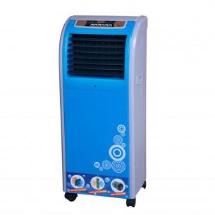 8L Remote control Evaporative Air Cooler Blue