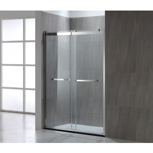 304 Stainless Steel Bypass Sliding Shower Door