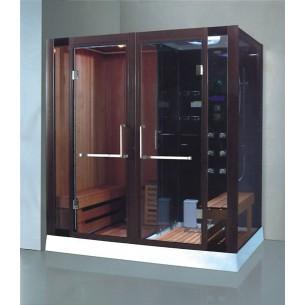 Luckyjet LN1611 Dry Wet Sauna Room