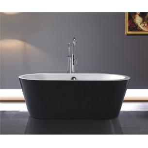 Luckyjet LU7001 Integral Bathtub Docking Bathtub