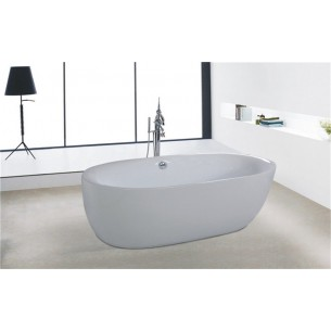 Luckyjet LU7028 Integral Bathtub Docking Bathtub