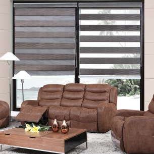 Semi-sheer Soft Roller Shade LV2