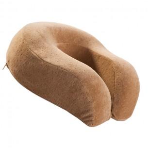 Memory Cotton U-Shaped Pillow