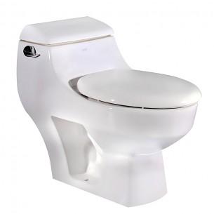 EAGO  Sanitary Ware UPC One Piece Toilet Bowl-water Closet TB108 In Bath Room